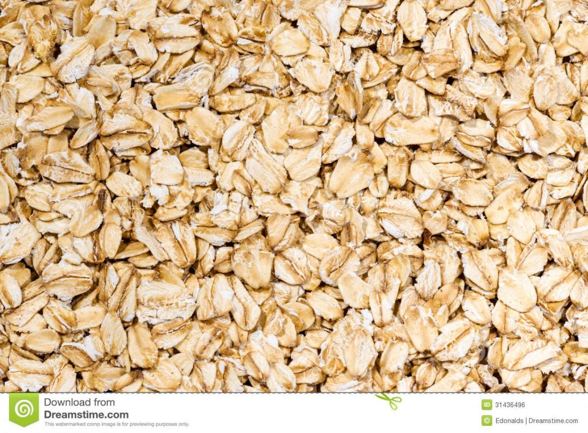 textura-de-la-harina-de-avena-31436496